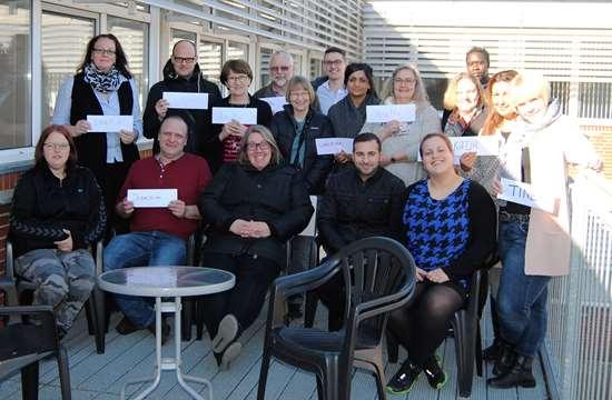 frivillige mentorer i Vejen, marts 2016
