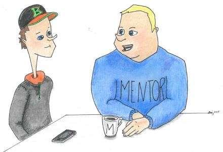 Sociale mentorer